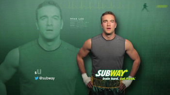 Subway TV Spot, 'TurkeyTopia' Feat. Ndamukong Suh, Ryan Howard and Mike Lee - Thumbnail 8