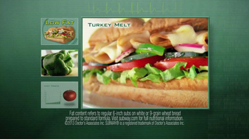 Subway TV Spot, 'TurkeyTopia' Feat. Ndamukong Suh, Ryan Howard and Mike Lee - Thumbnail 3