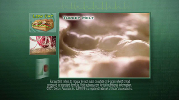 Subway TV Spot, 'TurkeyTopia' Feat. Ndamukong Suh, Ryan Howard and Mike Lee - Thumbnail 4
