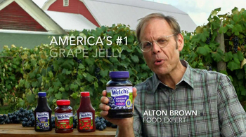 Welch's Grape Jelly TV Spot, 'American Grown' Featuring Alton Brown - Thumbnail 7