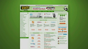 Ebates TV Spot, 'Chief Purchasing Officer' - Thumbnail 5