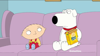 Wheat Thins TV Spot Featuring Family Guy - Thumbnail 4