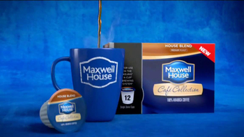 Maxwell House Single Serve Cafe Collection TV Spot, 'House Rule #53' - Thumbnail 6