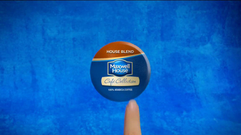 Maxwell House Single Serve Cafe Collection TV Spot, 'House Rule #53' - Thumbnail 5