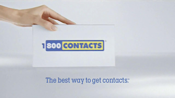 1-800 Contacts TV Spot, 'Origami' - Thumbnail 7
