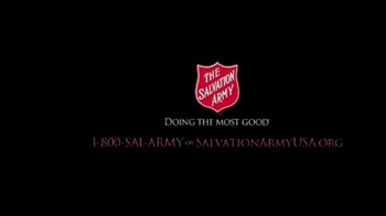 The Salvation Army TV Spot, 'Tax-Deductible Gift' - Thumbnail 3
