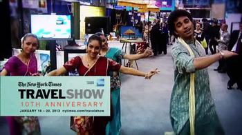 The New York Times Travel Show 10th Anniversary TV Spot  - Thumbnail 3