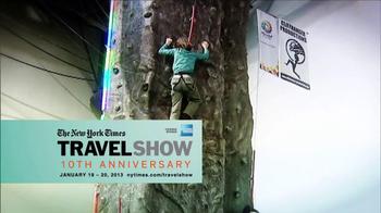 The New York Times Travel Show 10th Anniversary TV Spot  - Thumbnail 5
