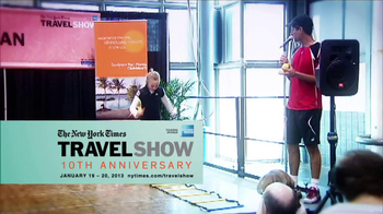 The New York Times Travel Show 10th Anniversary TV Spot  - Thumbnail 6
