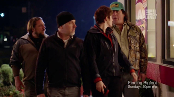 Wendy's Dave's Hot 'n Juicy Burger TV Spot, 'Animal Planet:Finding Bigfoot' - Thumbnail 2