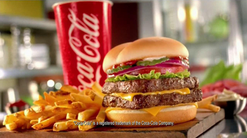Wendy's Dave's Hot 'n Juicy Burger TV Spot, 'Animal Planet:Finding Bigfoot' - Thumbnail 5