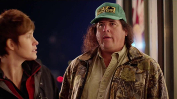 Wendy's Dave's Hot 'n Juicy Burger TV Spot, 'Animal Planet:Finding Bigfoot' - Thumbnail 6