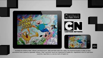 Jumping Finn Turbo App TV Spot  - Thumbnail 9