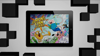 Jumping Finn Turbo App TV Spot  - Thumbnail 2