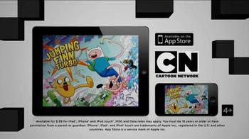 Jumping Finn Turbo App TV Spot  - Thumbnail 8