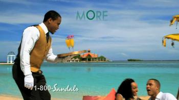 Sandals Resorts TV Spot, 'Airfare Credit' - Thumbnail 3