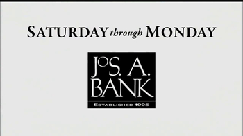 JoS. A. Bank TV Spot, 'Start 2013 in Style' - Thumbnail 2