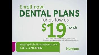 Humana TV Spot 'Dental Plan' - Thumbnail 9