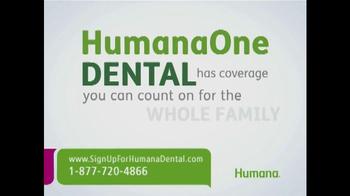 Humana TV Spot 'Dental Plan' - Thumbnail 1