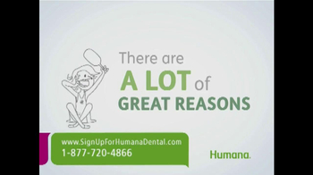 Humana TV Spot 'Dental Plan' - Thumbnail 2