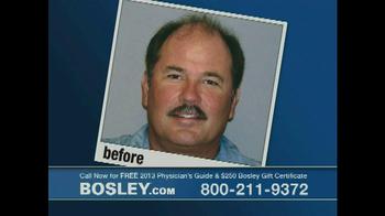 Bosley TV Spot '250 Gift Certificate' - Thumbnail 2