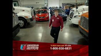 Universal Technical Institute (UTI) TV Spot 'Programs' - Thumbnail 8