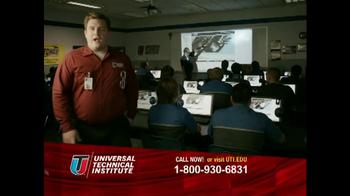 Universal Technical Institute (UTI) TV Spot 'Programs' - Thumbnail 5