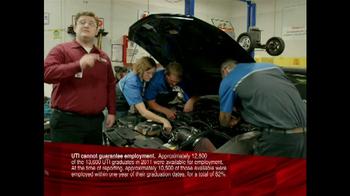 Universal Technical Institute (UTI) TV Spot 'Programs' - Thumbnail 7