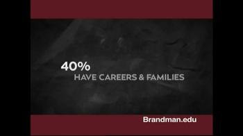 Brandman University TV Spot, '40% of College Students' - Thumbnail 1