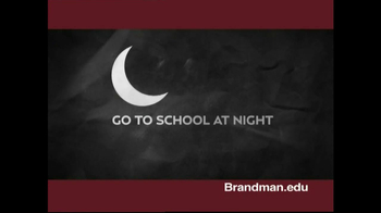 Brandman University TV Spot, '40% of College Students'