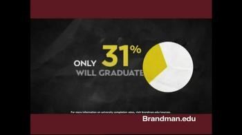 Brandman University TV Spot, '40% of College Students' - Thumbnail 3