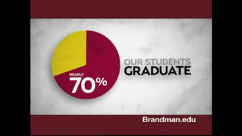 Brandman University TV Spot, '40% of College Students' - Thumbnail 5