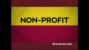 Brandman University TV Spot, '40% of College Students' - Thumbnail 6