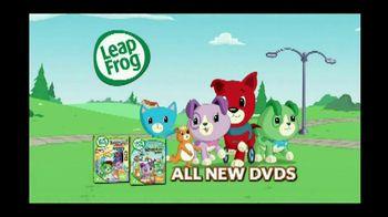 Leap Frog DVD's TV Spot