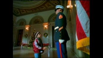 Marine Toys for Tots TV Spot, 'Are You Santa Claus?' - Thumbnail 4