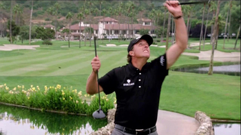 Barclays TV Spot, 'Focus and Cool' Featuring Phil Mickelson - Thumbnail 4