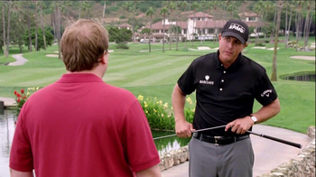 Barclays TV Spot, 'Focus and Cool' Featuring Phil Mickelson