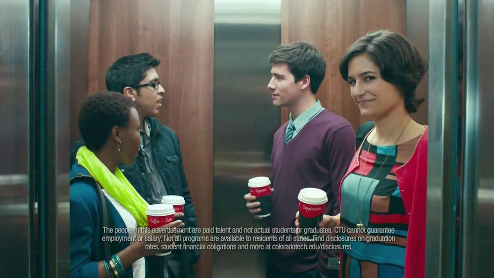 Colorado Technical University TV Commercial, 'No Ordinary Student' - Video