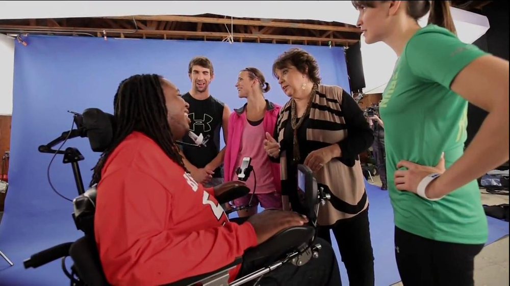 Subway TV Commercial Featuring Eric LeGrand and Michael Phelps