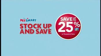 PetSmart Stock Up and Save TV Spot, 'Sentry'  - Thumbnail 4