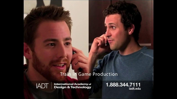 International Academy of Design and Technology TV Spot, 'Game Production' - Thumbnail 6