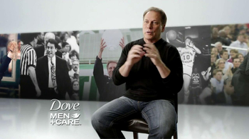 Dove TV Spot, 'Journey To Comfort' Featuring Tom Izzo