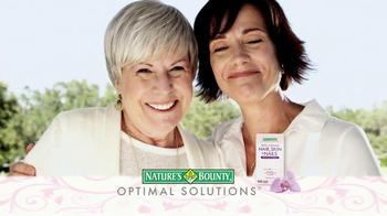 Nature's Bounty Hair, Skin & Nails TV Spot - Thumbnail 7