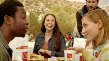 McDonald's Dollar Menu TV Spot, 'Grilled Onion Cheddar Burger' - 2714 commercial airings