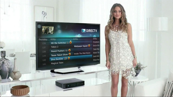 DIRECTV Genie TV Spot, \'Recording Conflict: More Annoying Than\'