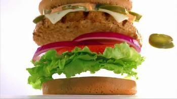 Carl's Jr Jalapeno Turkey Burger TV Spot, Song by Death Angel - Thumbnail 7