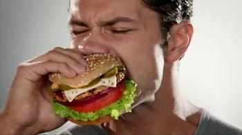 Carl's Jr Jalapeno Turkey Burger TV Spot, Song by Death Angel - Thumbnail 2