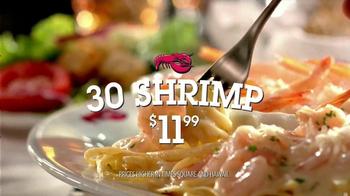 Red Lobster 30 Shrimp TV Spot, 'Ultimate Shrimp Lover' - Thumbnail 4