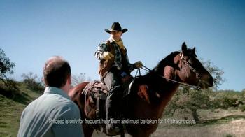 Alka-Seltzer TV Spot, 'Inner Cowboy' - Thumbnail 6