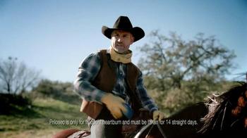 Alka-Seltzer TV Spot, 'Inner Cowboy' - Thumbnail 7